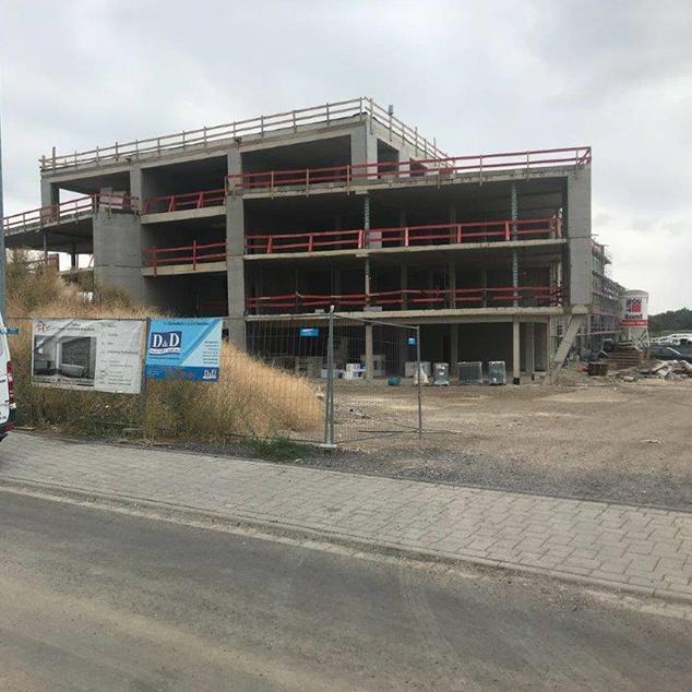 Referenz: BBC Bornheim, Steil Systemtechnik