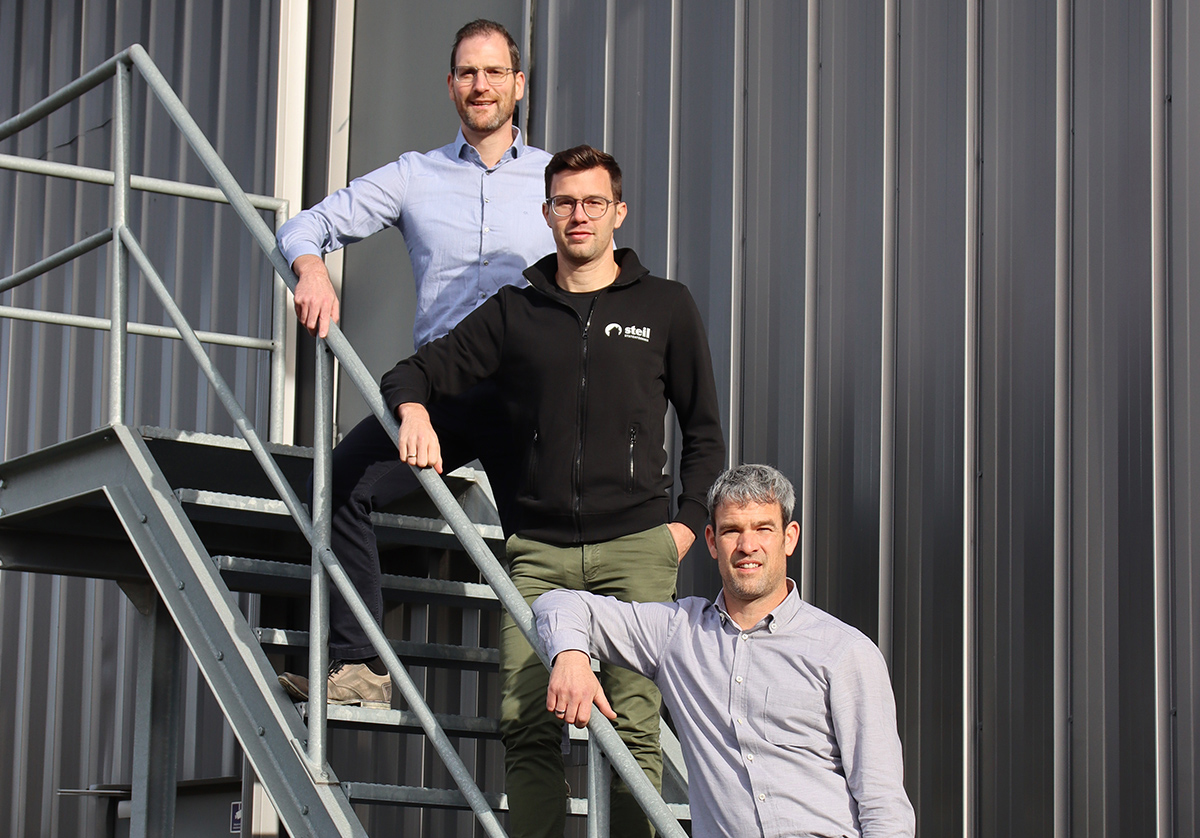 Geschäftsleitung der Steil Systemtechnik GmbH