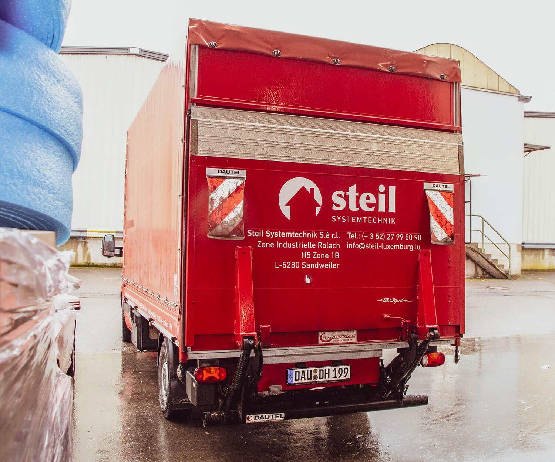 Steil Systemtechnik LKW