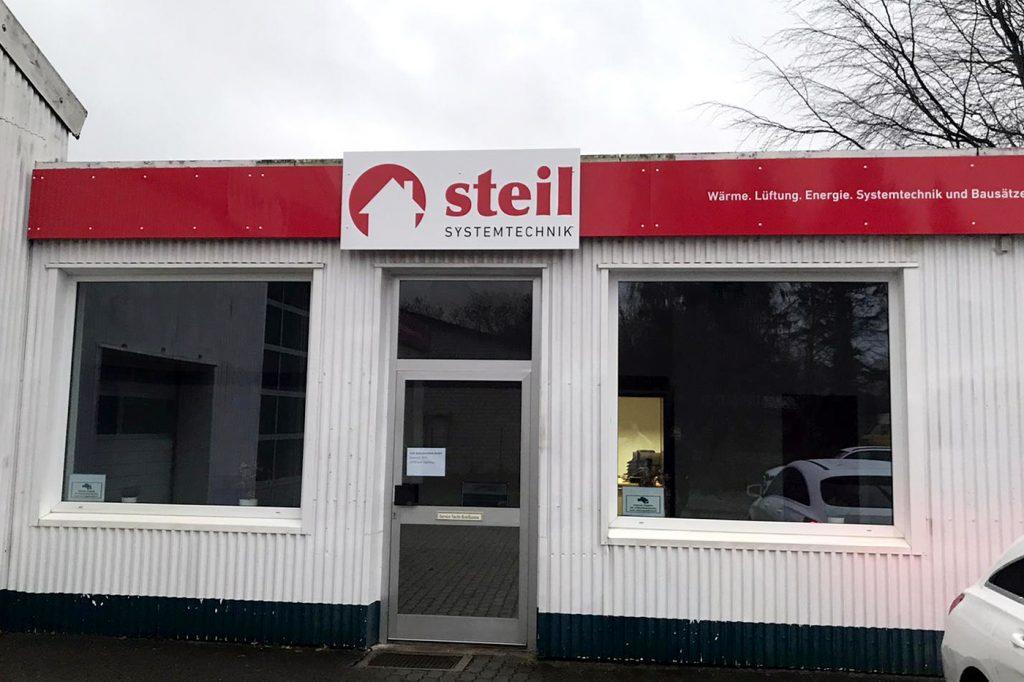 Steil Systemtechnik Standort Bad Segeberg
