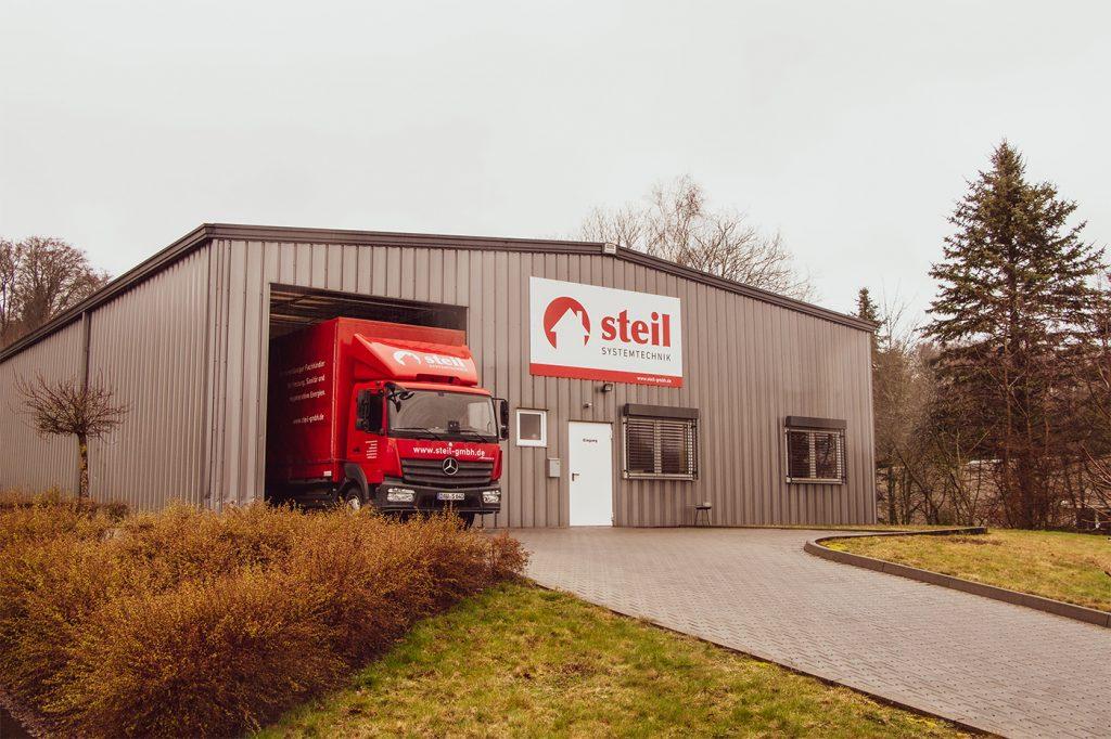 Steil Systemtechnik Standort Gerolstein