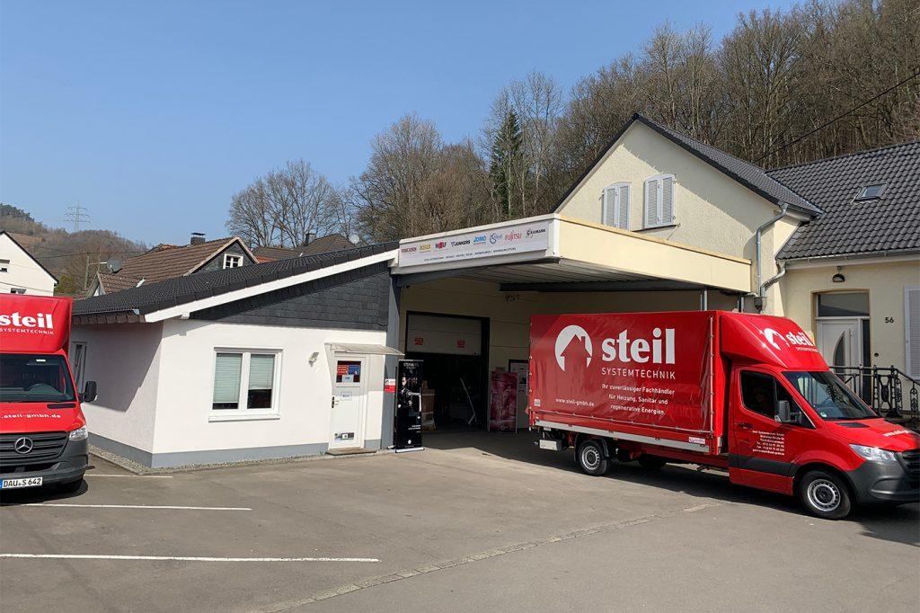 Steil Systemtechnik Standort Gummersbach